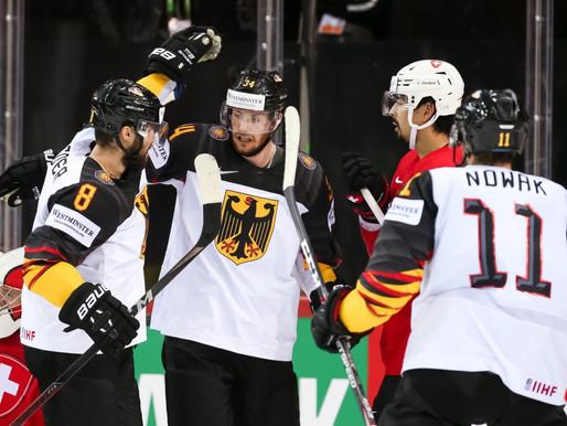 Vācija pēc 11 čempionātu pauzes atkal iekļūst pusfinālā
