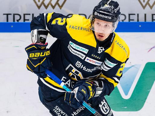 Kas ir jaunais Rīgas Dinamo zviedru aizsargs?