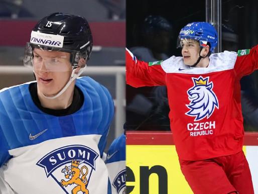 Divas čempionāta favorītes – Somija un Čehija cīnīsies jau ceturtdaļfinālā