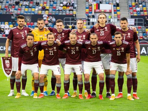 Latvija pret Igauniju. Cīņa par Baltijas kausa titulu
