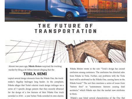 The Tesla SEMI - continued