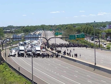 Rep calls for withholding of transporting funding if protests on highways continue