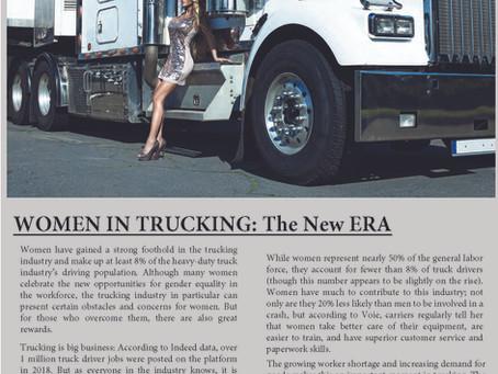 Women in Trucking - The New ERA