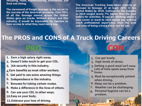 First Year as a Truck Driver: What to Expect