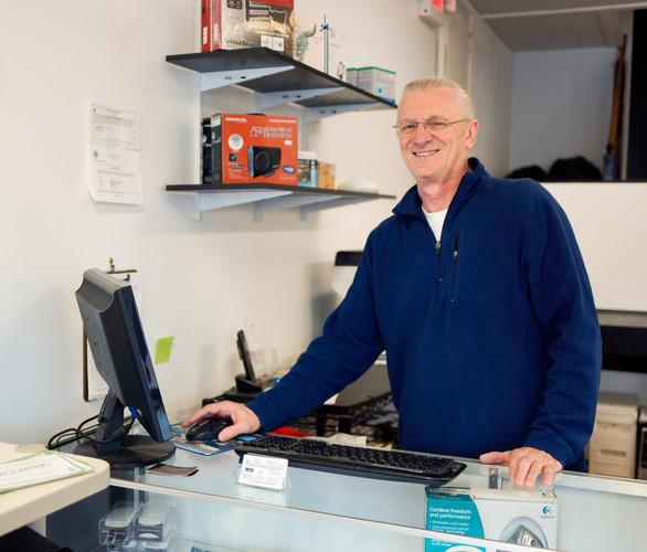 frank abacus computer repair