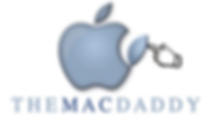 MacDaddy Computers logo - apple computer repair