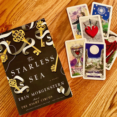 Review: The Starless Sea by Erin Morgenstern