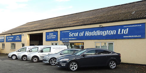 Scot of Haddington Garage