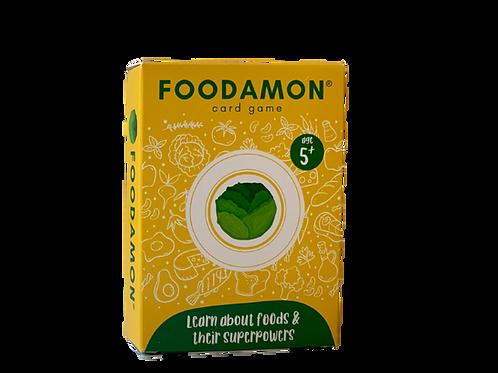 Foodamon Card Game
