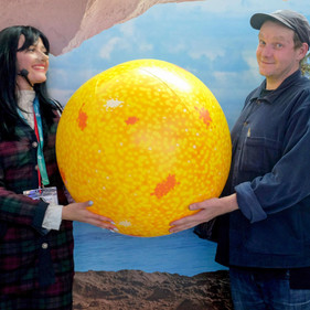Subterranean Bingo Winner of the Sun Benedict Drew