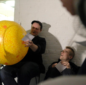 Subterranean Bingo Winner Benedict Drew