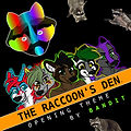 The Raccoon's Den (Opening Theme) - Sing