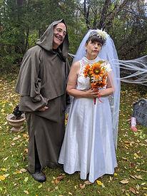 Witches Wedding bride and Mondo.jpg