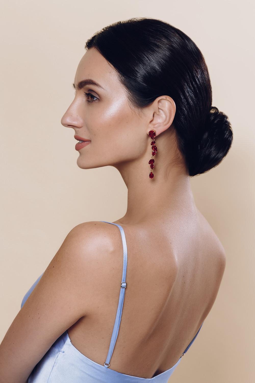 Liliia in Glow Jewelry Earrings