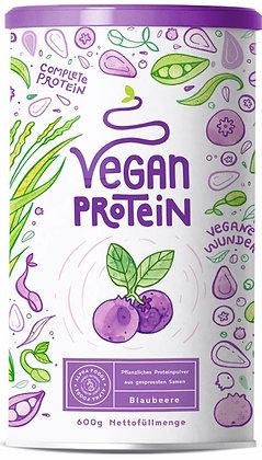 Protein-Shake Blaubeere