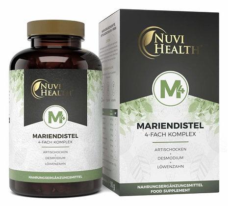 Mariendistel 4-fach Komplex