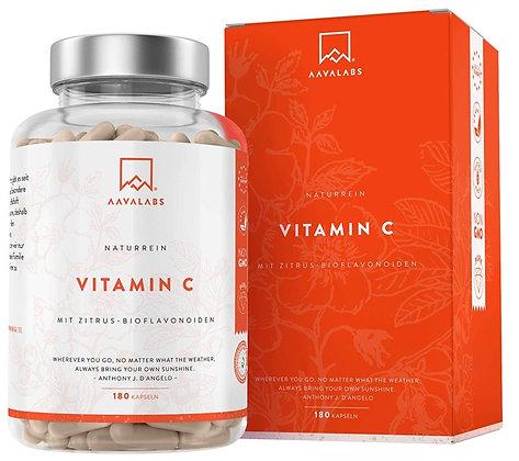 Vitamin C - natürlicher Dreifach-Komplex