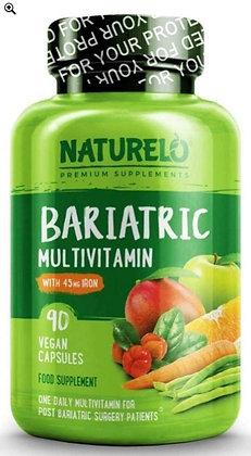 Bariatrisches Multivitamin / Naturelo