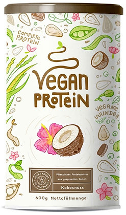 Protein-Shake Kokos