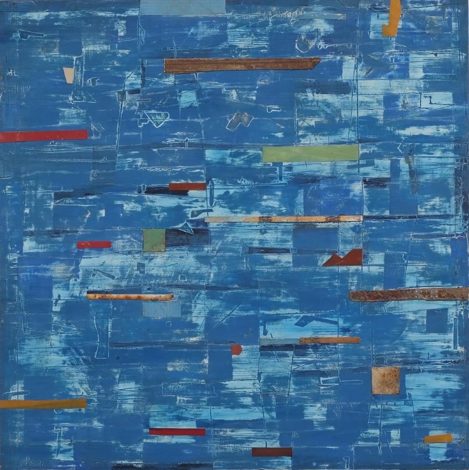 Marc lambrechts artist genesis blue 2015