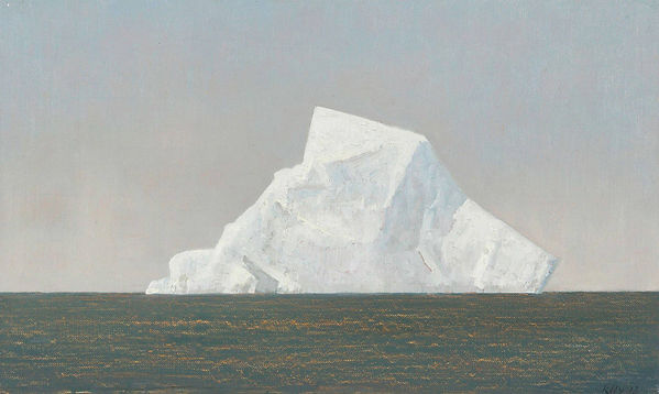 First Berg by John Kelly