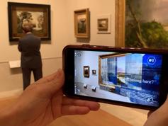 AR at The Met