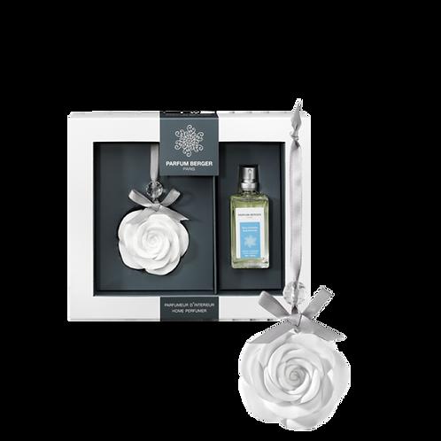 The rose pendant - Soap Memories