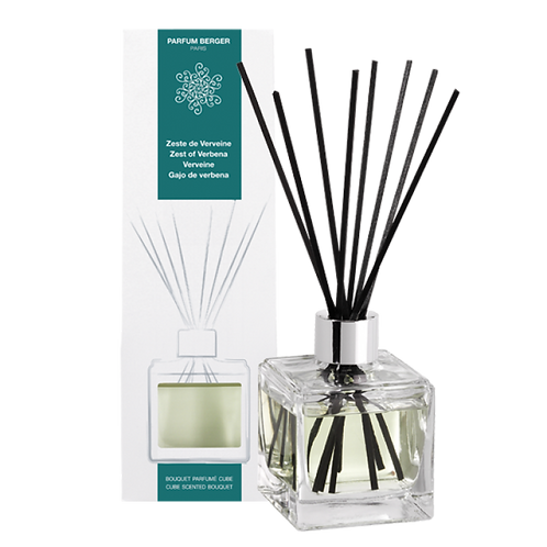 The Cube Scented Bouquet - Zest of Verbena