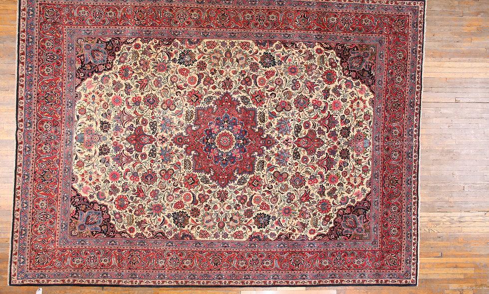 Kashan 10.5 x 14