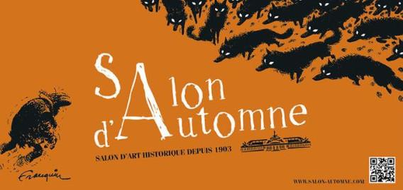 Salon d'automne Paris