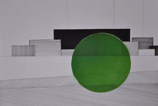 Encre et acrylique sur papier 28, 40x30,