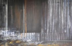 Acrylique sur isorel 23, 80x120, 2020, E