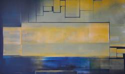 Acrylique sur isorel 18, 122x200, EricHubert 2021
