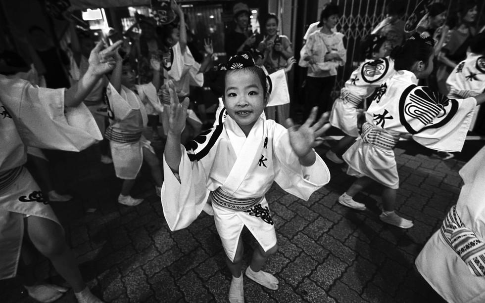 阿波踊り(Awa Odori)