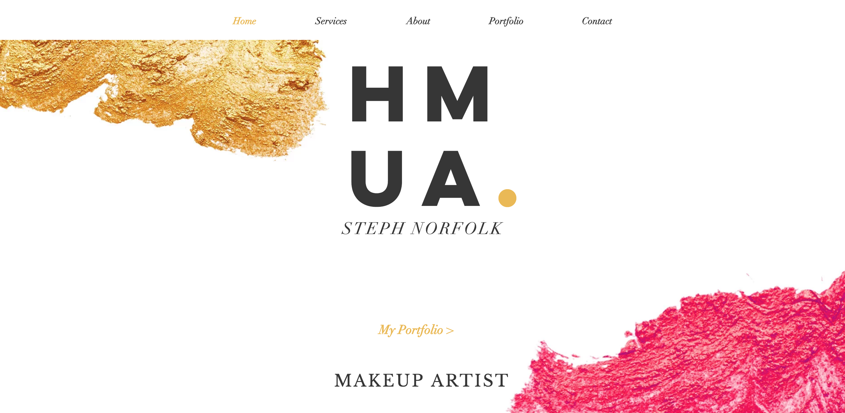 HMUA internet marketing web design