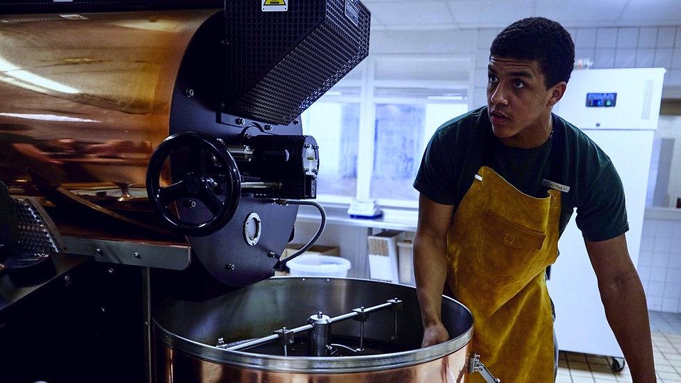 Andy Cheung Marketing - Cambridgeshire - Tribecca Coffee