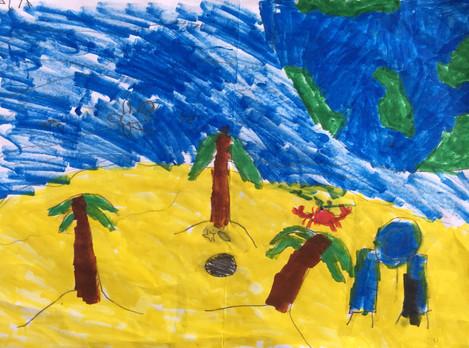 AJ Ah Chong Yr 5 Vaiala Beach School