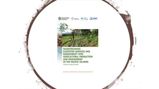 FAO, SPREP, SPC, & CBD Publication