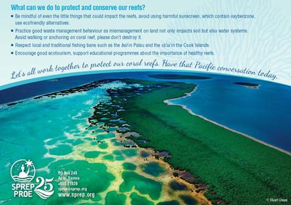 Healthy reefs - Healthy people