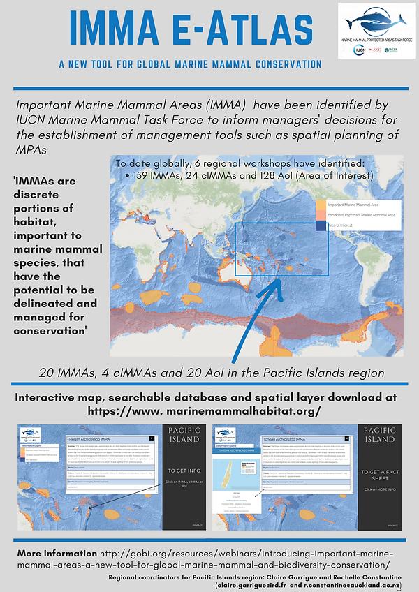 IMMA e-Atlas Pacific Nature Conference.p