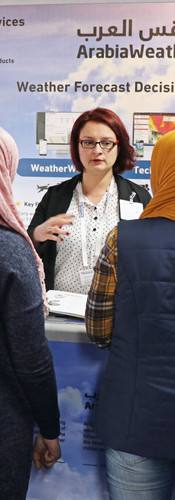 Varysian - Raymetrics and ArabiaWeather at HydrometAFRICA