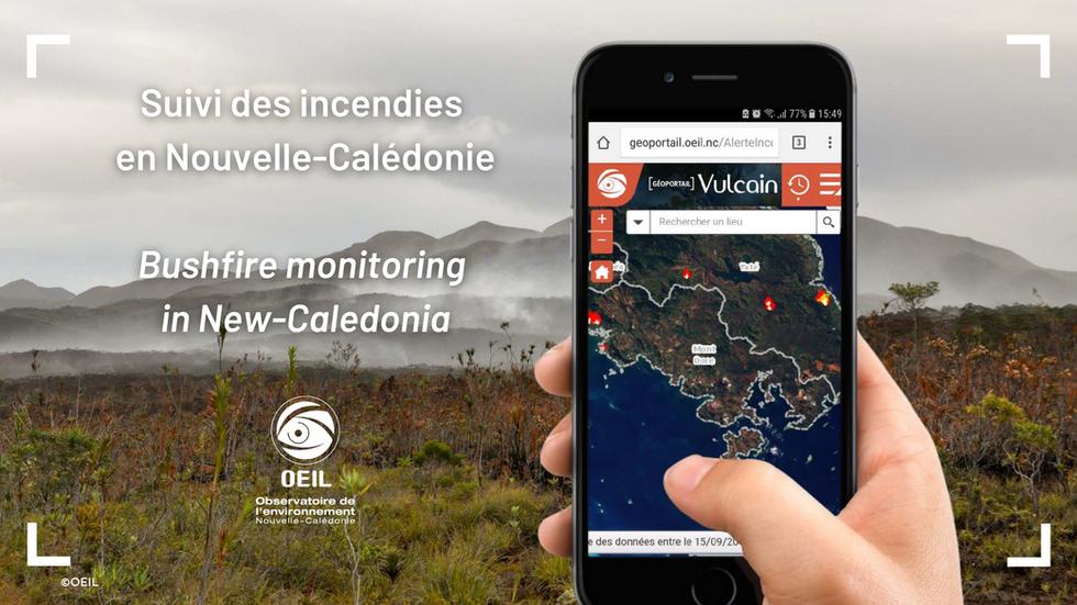 Observatoire de l'environnement en Nouvelle-Calédonie (OEIL)