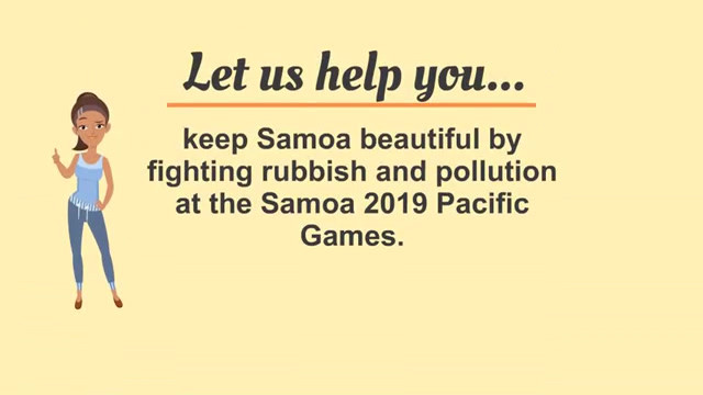 Greening of the Pacific games