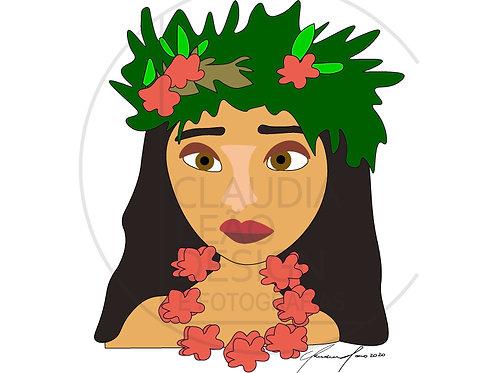 Havaiana Claudia Leão