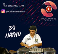 DJ Natho - Gospel Eventos Show