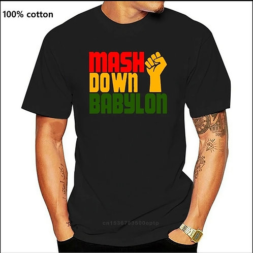 Mash Down Babylon Tee