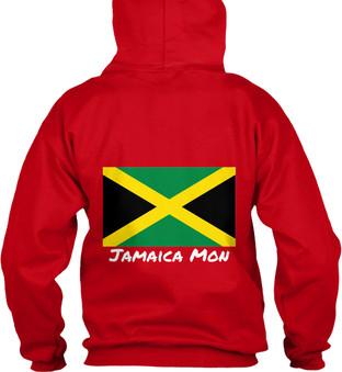 jamaica mon hoodie