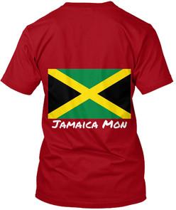 jamaica mon tee