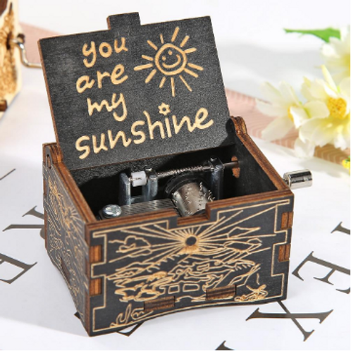 Sunshine Music Box