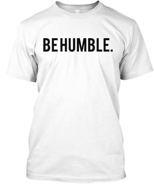 be humble tee